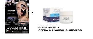 BLACK-MASK-CREMA-NERA-PUNTI-NERI-CREMA-ACIDO-IALURONICO-PULIZIA-VISO-ANTIRUGHE