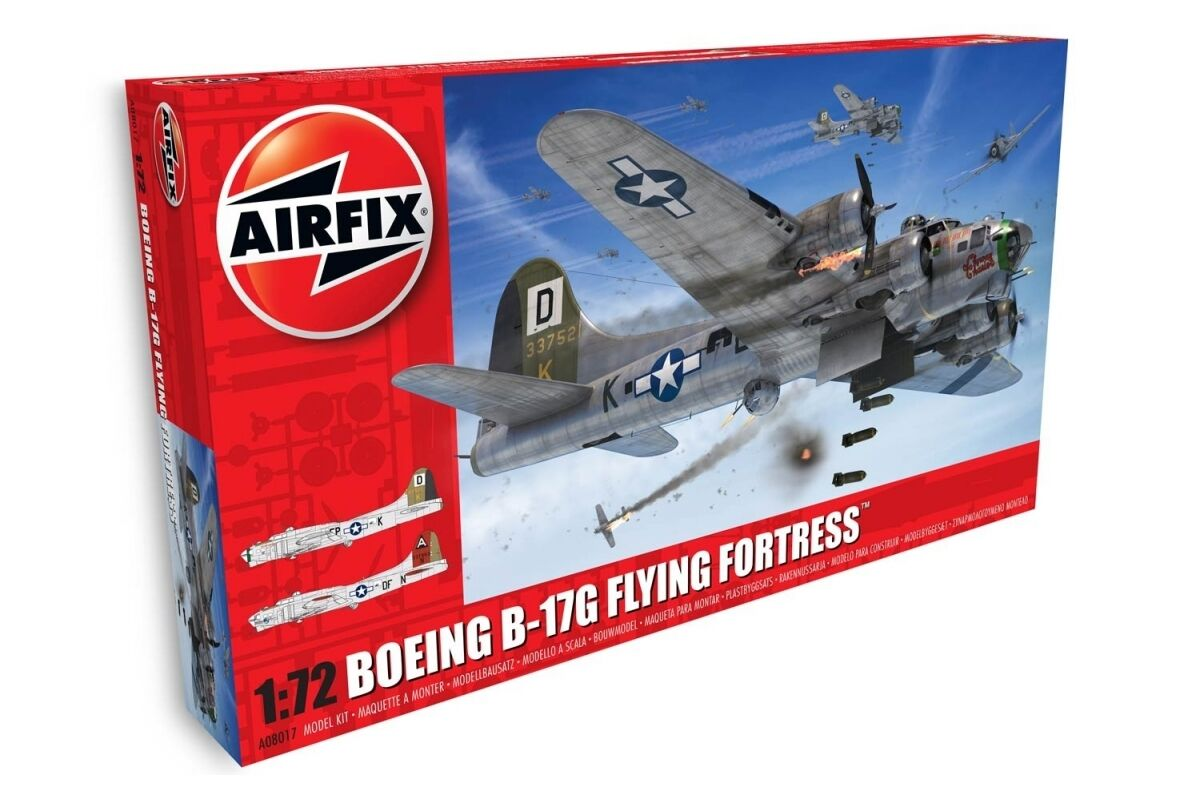 AIRFIX A08017 1 72 Boeing B-17G Flying Fortress