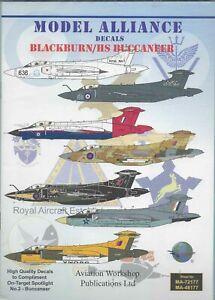Blackburn/HS Buccaneer 1/72 Model Alliance 72177