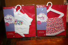 New Unopened Retired-Hanger American Girl Seashell Sequin Shorts Mix /& Match