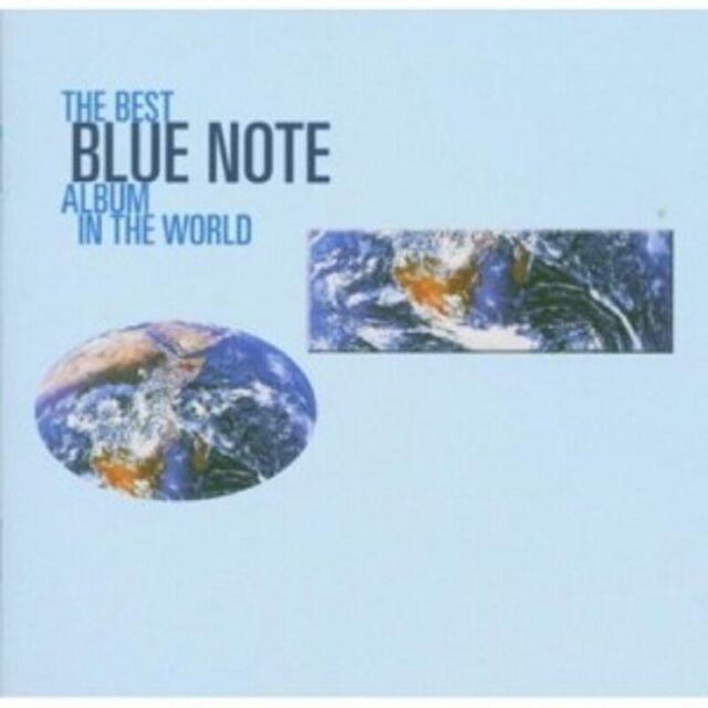 THE BEST BLUE NOTE ALBUM IN THE WORLD  CD 9 TRACKS MODERN SWING JAZZ NEU