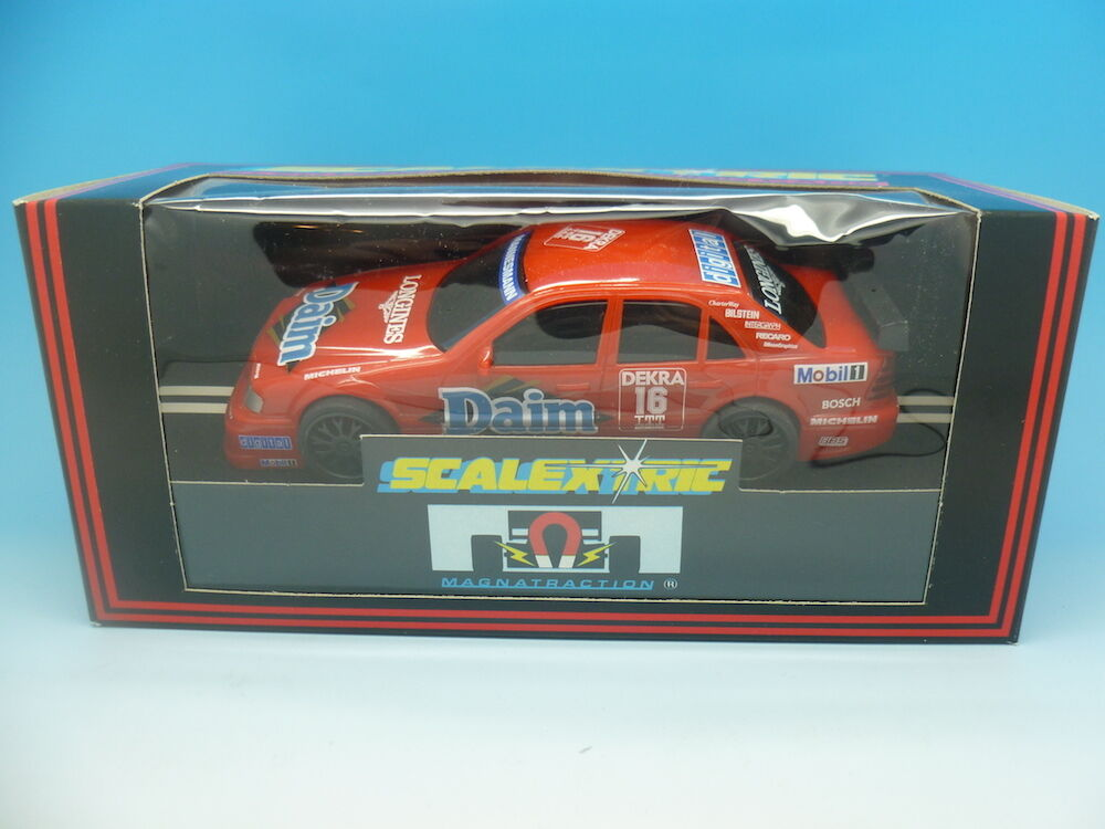 Scalextric Mercedes Diam C2072 No.16