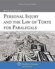 Personal Injury & the Law of Torts for Paralegals 3e by Morissette, Emily Lynch Morissette (Paperback / softback, 2015)