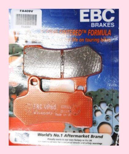 EBC FA409V Semi Sintered Rear brake pads HARLEY DAVIDSON  Electra Glide  2008-13