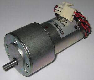 Pittman 9234 High Torque Gearhead Motor - 24V - 5.9:1 Ratio - 1000 RPM - 3/16 D.
