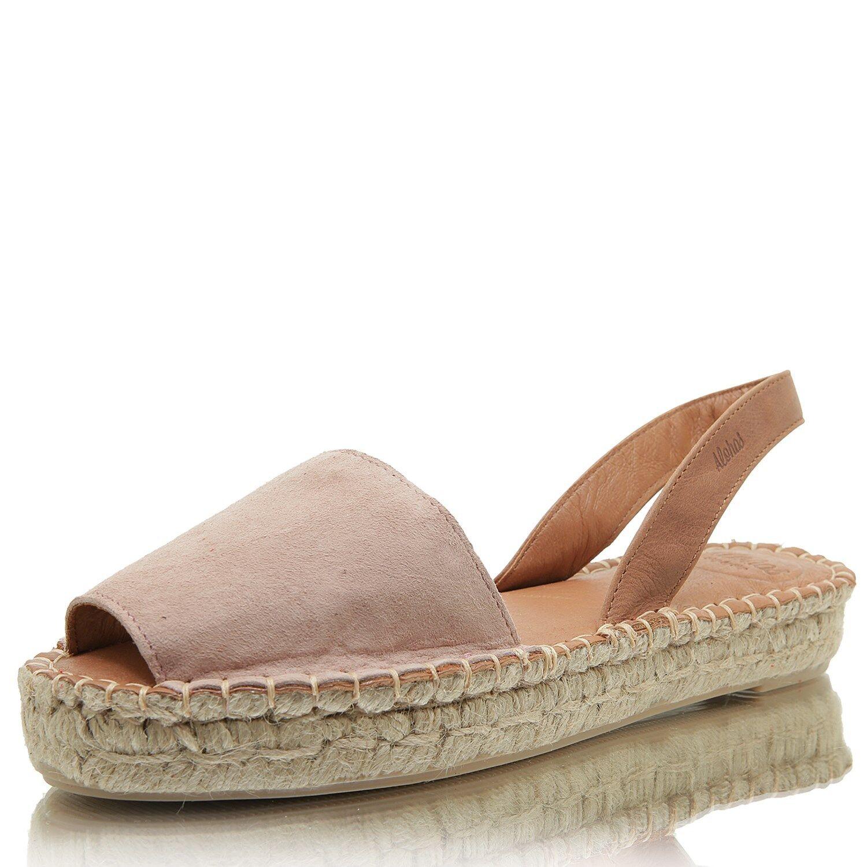 ALOHAS Ibizas pink pale Günstige und gute Schuhe