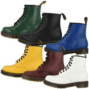 Dr. Martens 1460 Boots 8-Loch Leder Schuhe Unisex Stiefel Air Wair Stiefelette