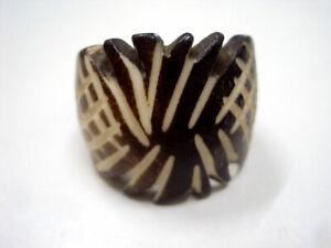 Vintage-Ring-Luck-Charm-Antique-Talisman-Thai-Amulet
