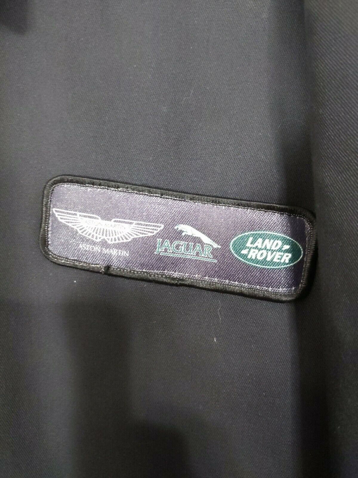Red Kap aston Jaguar Land Rover Patch  Lined Full… - image 2