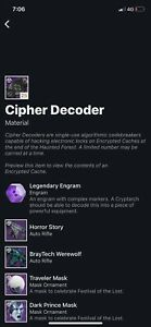 Festival-Of-The-Lost-45-Cipher-Decoders-Ends-Soon-Please-Read-Description
