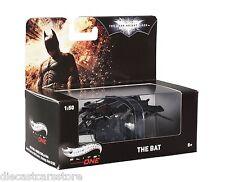 HOTWHEELS ELITE 1/50 BATMAN THE DARK KNIGHT RISES FLYING BAT VEHICLE BCJ82