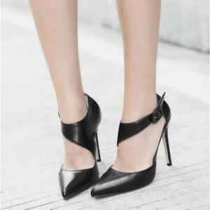 90ccfabaafb9 éscarpins sandales talon 11 cm élégant talons aiguilles noir perles ...