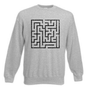 Hipnosis Sudadera Cᄄᆰrculo Laberinto Hipnotizar Iii Espiral Maze Mᄄᆰstica Pullover qI54nz5fw