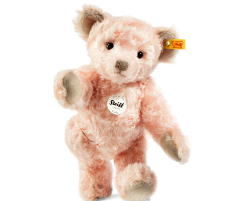 Steiff Linda Classic Teddy Bear in gift box 000331 30cm pink
