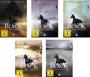 20-DVDs-BLACK-DER-SCHWARZE-BLITZ-BOX-1-2-3-4-5-IM-SET-NEU-OVP-amp-B