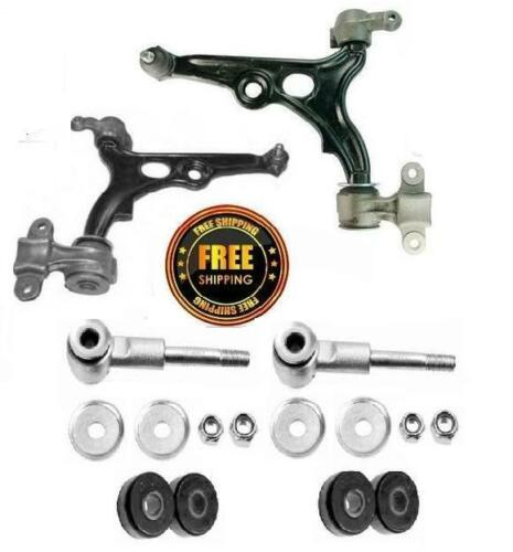 FIAT Scudo 2.0 Ulysse FRONT LOWER WISHBONE SUSPENSION TRACK CONTROL ARMS LINKS