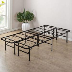 Spa Sensations Platform Bed Frame Twin Full Ebay