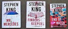 STEVEN KING: THE BILL HODGES TRILOGY