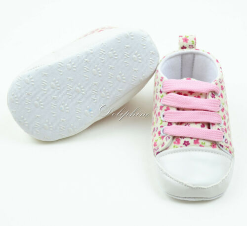 Baby Shoes Soft Bottom Sneaker Antislip for newborn to 12 months baby Girl