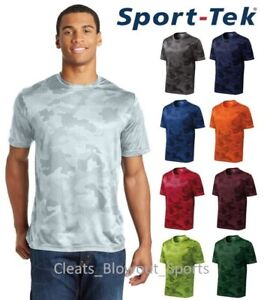 Sport Tek St370 Mens Dry Fit Digital Camo Performance Moisture Wicking T Shirt Ebay Shop winter jackets, boots, home gym, ski/snowboard accessories and more. ebay