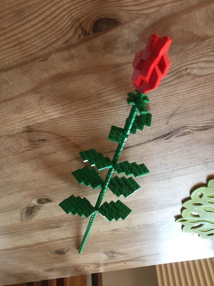 Lego andet, 4283868 Legoland Rose (Glued) limet