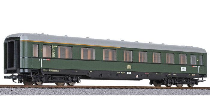Liliput 334581 D-Zug Wagen DB 1 2 Kl Ep III Auf Wunsch Achstausch Märklin gratis