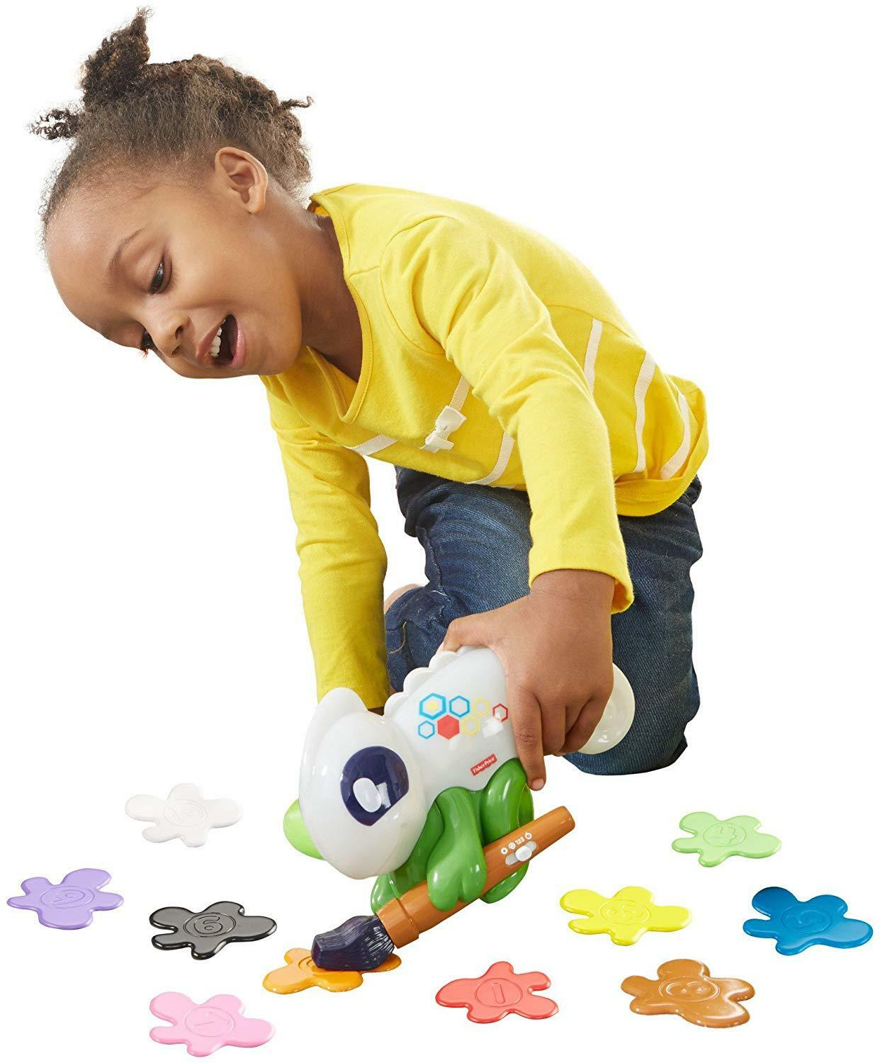 Fisher-Price Fisher Price Think & Learn Smart Scan color color color Colour Chameleon ca0a87
