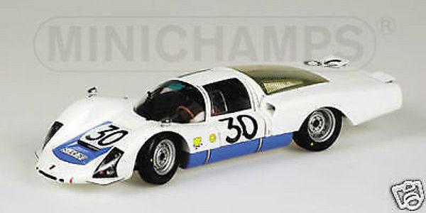 1 18 Minichamps Porsche 906le 24 H le Mans 1966 Siffert