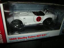 1:18 Auto World Shelby Cobra 427 S/C 1965 Spinout Elvis Presley OVP