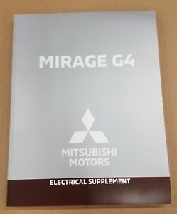 mitsubishi mirage g4 service manual