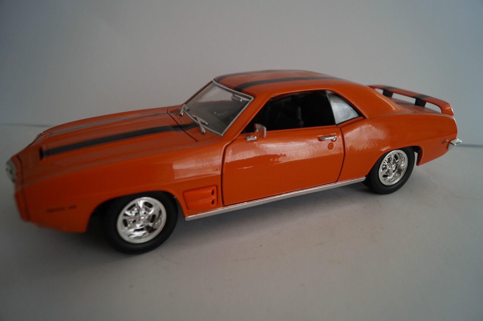 Road signature voiture miniature 1  18 1969 pontiac firebird  le moins cher
