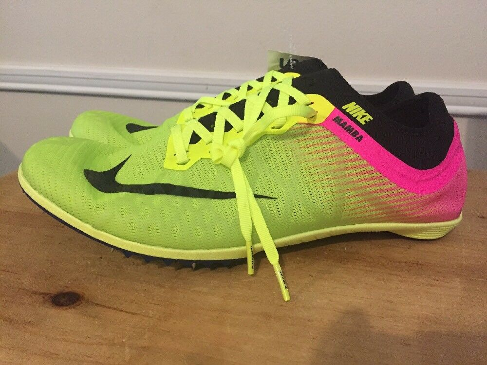 Nike Zoom Mamba 3 Track Field Distance Spikes Comfortable Cheap and beautiful fashion