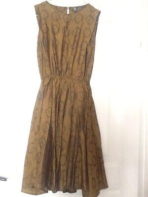 f00c3973b25a Find Vintage Kjole i Kjoler - XS - Køb brugt på DBA