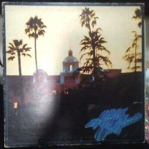 EAGLES Hotel California GateFold Album Released 1976 Vinyl Collection USA Press