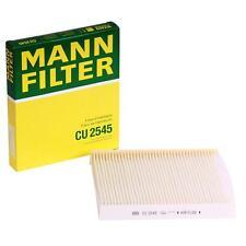 Original MANN CU 2545 Innenraumfilter Pollenfilter für VAG und Mercedes CU2545