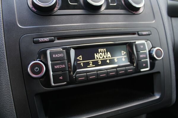 VW Caddy 1,2 TSi 85 Trendline billede 9