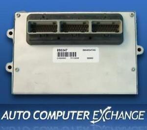 Details about JEEP WRANGLER TJ Engine Computer ECM PCM ECU PCU Replacement
