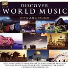 Discover World Music With Arc Music by Various Artists (CD, Jan-2015, 2 Discs, Arc Music)