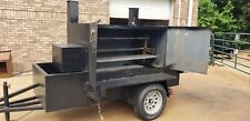 Do Not Buy A Food Truck Iron Hog Rotisserie Bbq Smoker Cooker Trailer Mobile