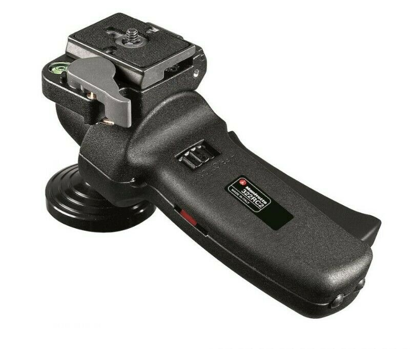 Manfrotto 322R Pistol Grip Ball Head - (Trade ins Welcome - 021 945 1606)