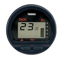 Yamaha Outboard OEM Multi-Function Gauge Tachometer Tach 6Y5-8350T-83-00