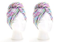 Item 4 Turbie Twist Microfiber Hair Towel 2 Pack Paisley