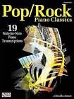 Pop/Rock Piano Classics by Cherry Lane Music Company (Paperback / softback, 2009)