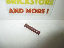 LEGO TECHNIC 6159763-15462 Croix avec axe Butée brun rougeâtre x 3 **