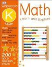 Math, K by DK Publishing (Paperback / softback, 2014)