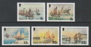 Isle-of-Man-1981-Royal-Nat-Mission-Deep-Sea-Fishermen-set-MNH-SG-190-4