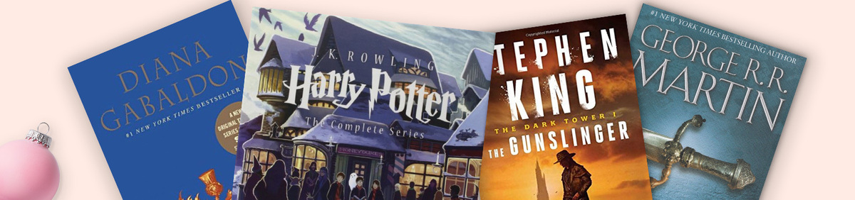 Shop Event Gifts That Keep Them Reading Free shipping on book box sets