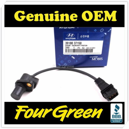 3918037150 Genuine Crankshaft Position Sensor for Sonata Tiburon Optima Tucson