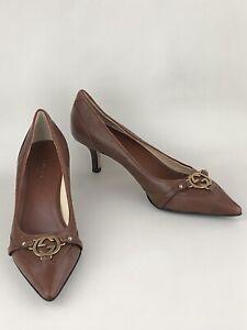 gucci court heels