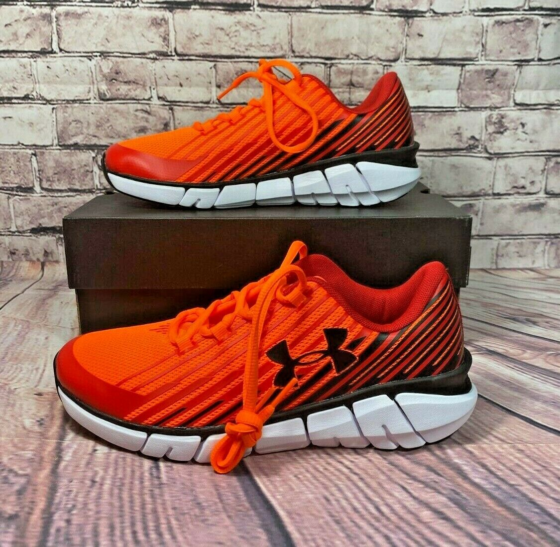 Under Armour BGS Spine Vice Fade Shoes